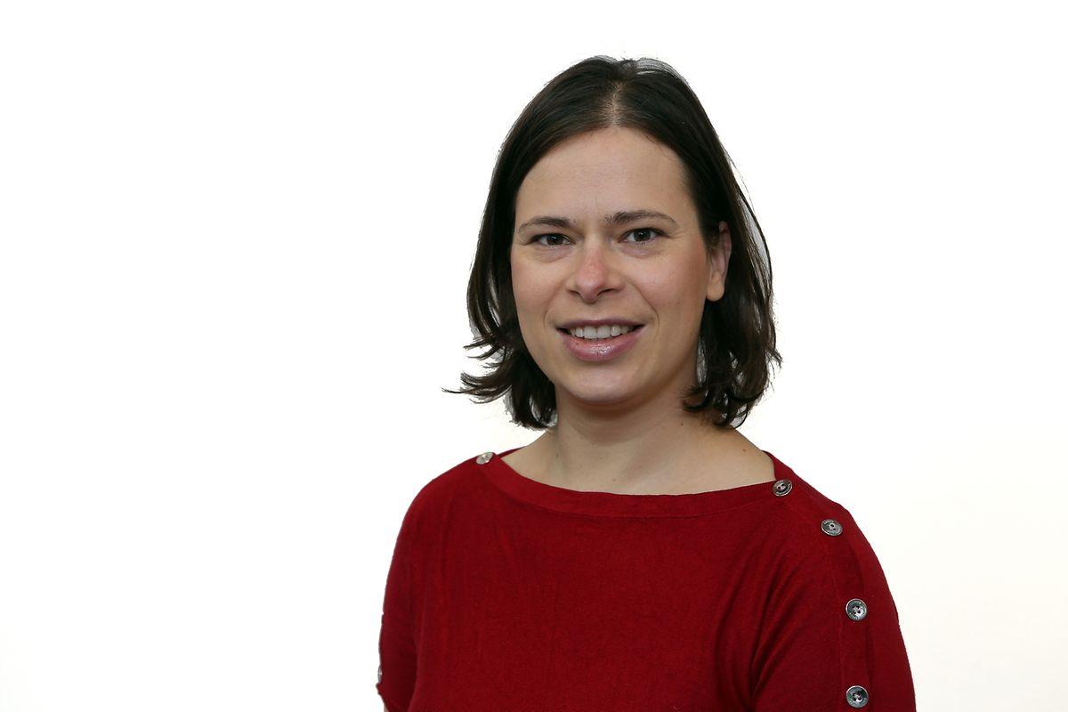 Ines Thiele erforscht die komplexe Welt des Darm- Mikrobioms.