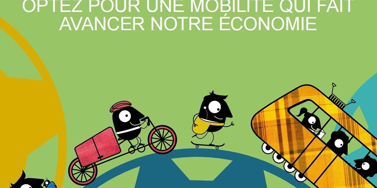 """Le slogan de cette édition: """"Mobilité intelligente. Economie performante."""""""