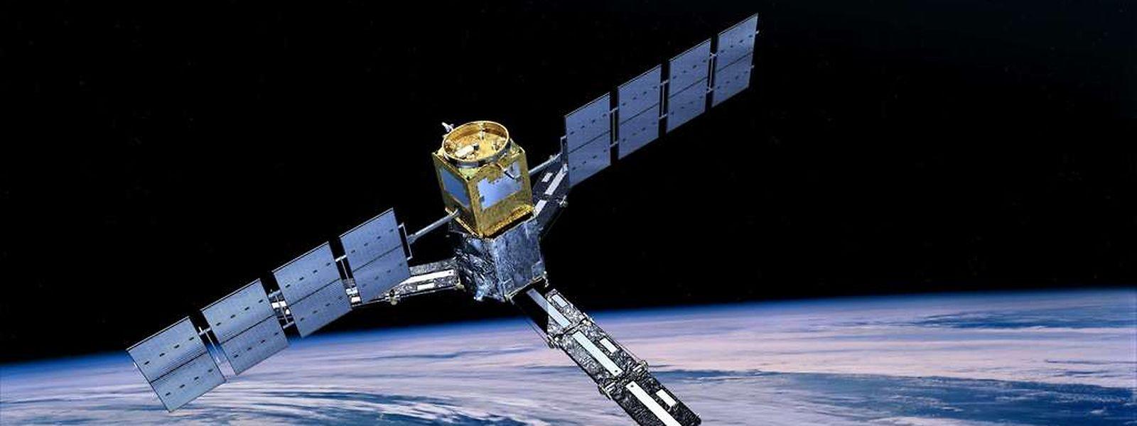 Verteidigungsminister Etienne Schneider verspricht sich vom Militärsatelliten wirtschaftliche Gewinne im zweistelligen Prozentbereich.