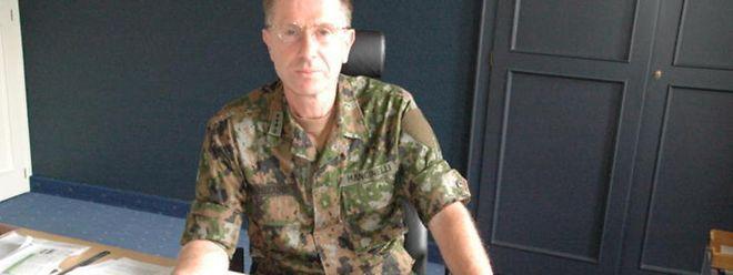 Der künftige Armeechef Romain Mancinelli ist in Gewerkschaftskreisen umstritten.