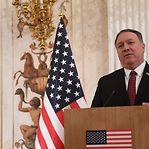 Pompeo diz que é preciso confrontar Irão para ter paz e segurança no Médio Oriente