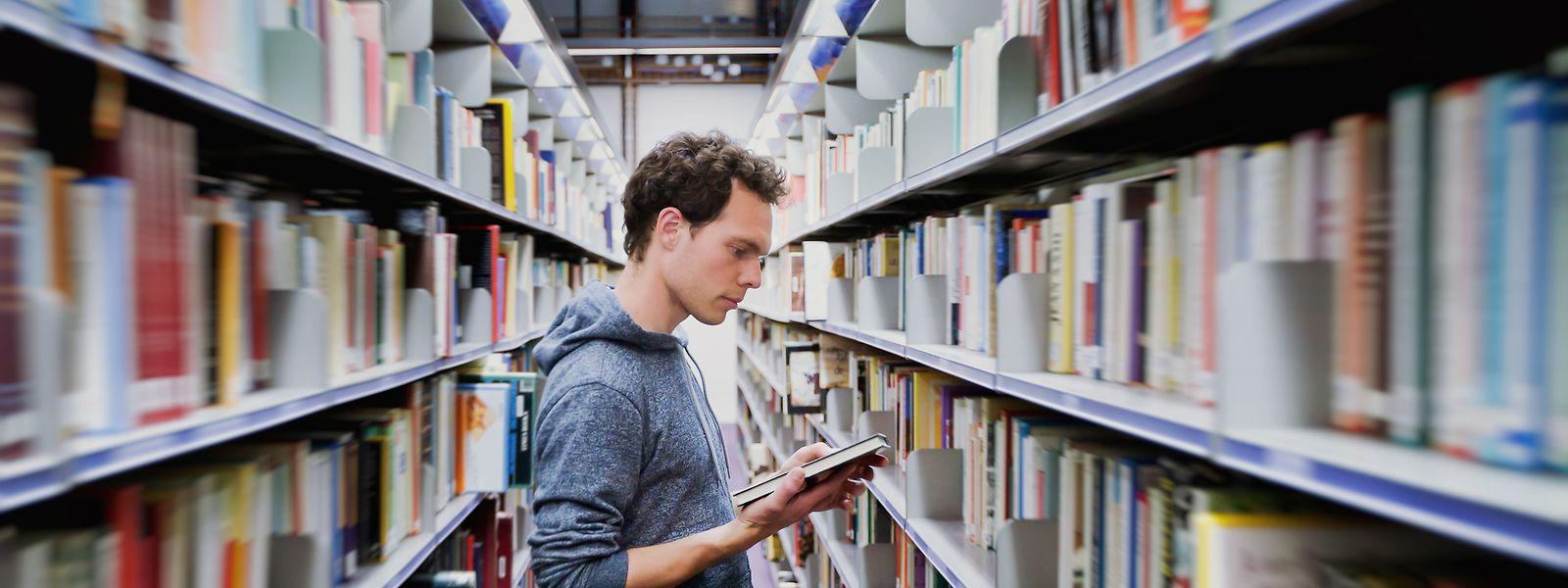 Im vergangenen Jahr unterstützte der Luxemburger Staat die Studierenden mit