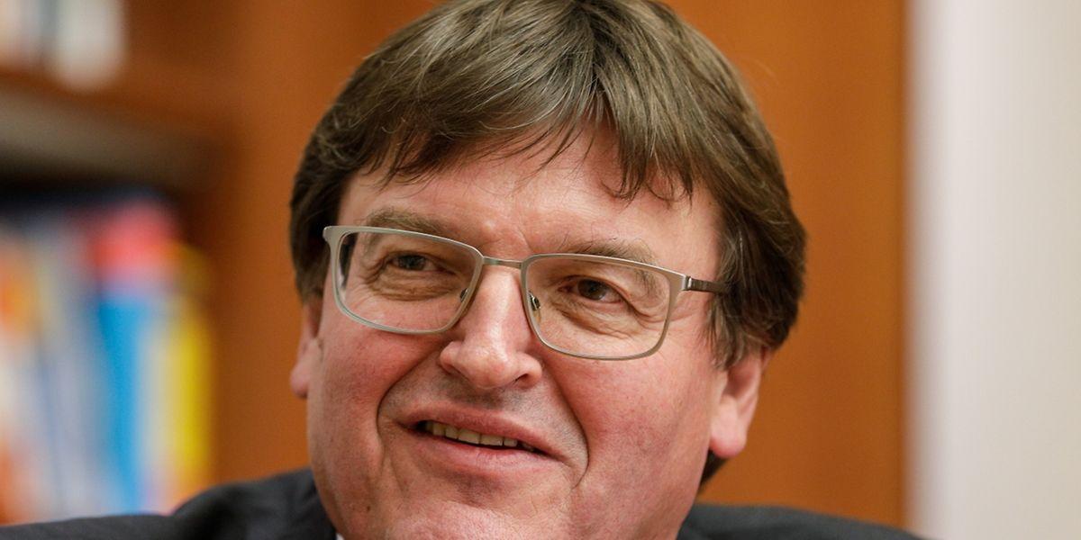 In der Steuerverwaltung stieg Guy Heintz vom Redakteur zum Direktor auf.