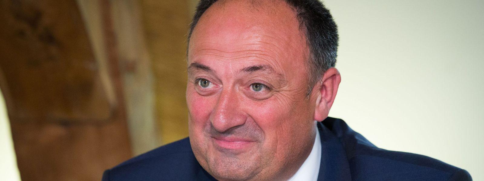 Willy Borsus se félicite du «télétravail quasi généralisé chez les travailleurs frontaliers luxembourgeois»