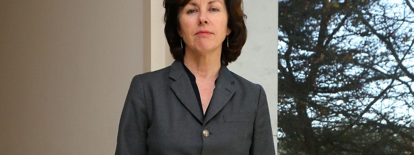 Suzanne Cotter devient la nouvelle directrice du Mudam