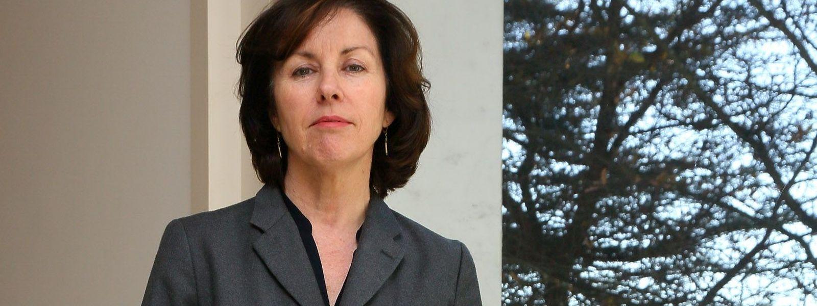 Suzanne Cotter wird das Mudam leiten