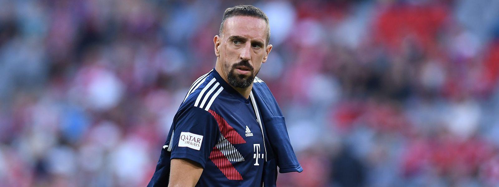 Franck Ribéry dürfte seine Chancen auf ein Jobangebot seitens des FC Bayern verspielt haben.