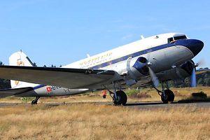 Foi num destes aviões que a Grã-duquesa Charlotte regressou ao Luxemburgo após um exílio de cinco anos, durante a Segunda Guerra Mundial