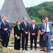 Lokales.Nationalfeiertag 2019,Fête nationale,Visite de LL.AA.RR le Grand-Duc et la Grande-Duchesse à Bourscheid.Foto: Gerry Huberty/Luxemburger Wort