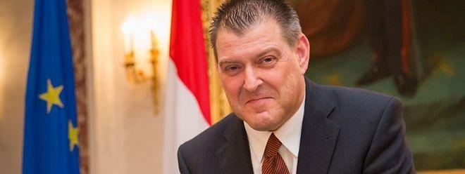 Der Amtsdiener Marc Baulesch hat in seiner Karriere als Amtsdiener im Parlament schon vieles erlebt.