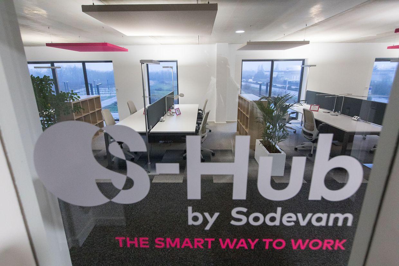 Inauguré en juin 2019, le S-Hub est décrit par Pierre Cuny comme «un prototype»...