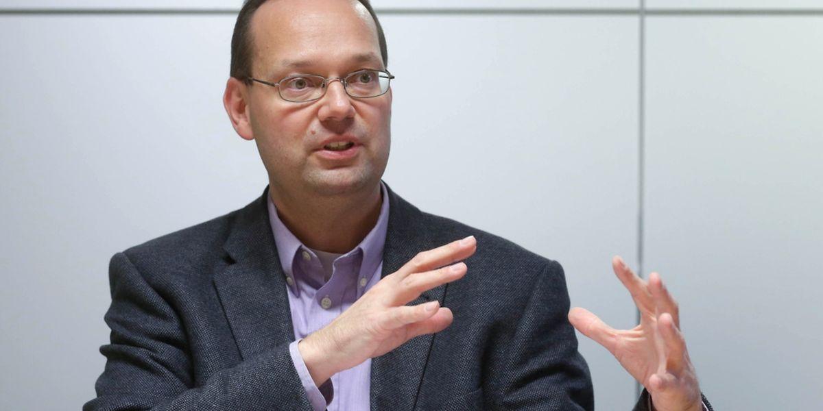 Christoph Pausch ist Generalsekretär der europäischen Plattform für Mikrofinanz.