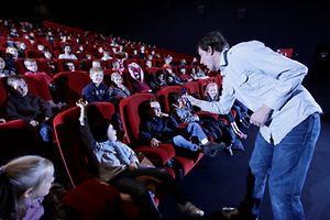 Também há cinema para os mais pequenos este fim-de-semana