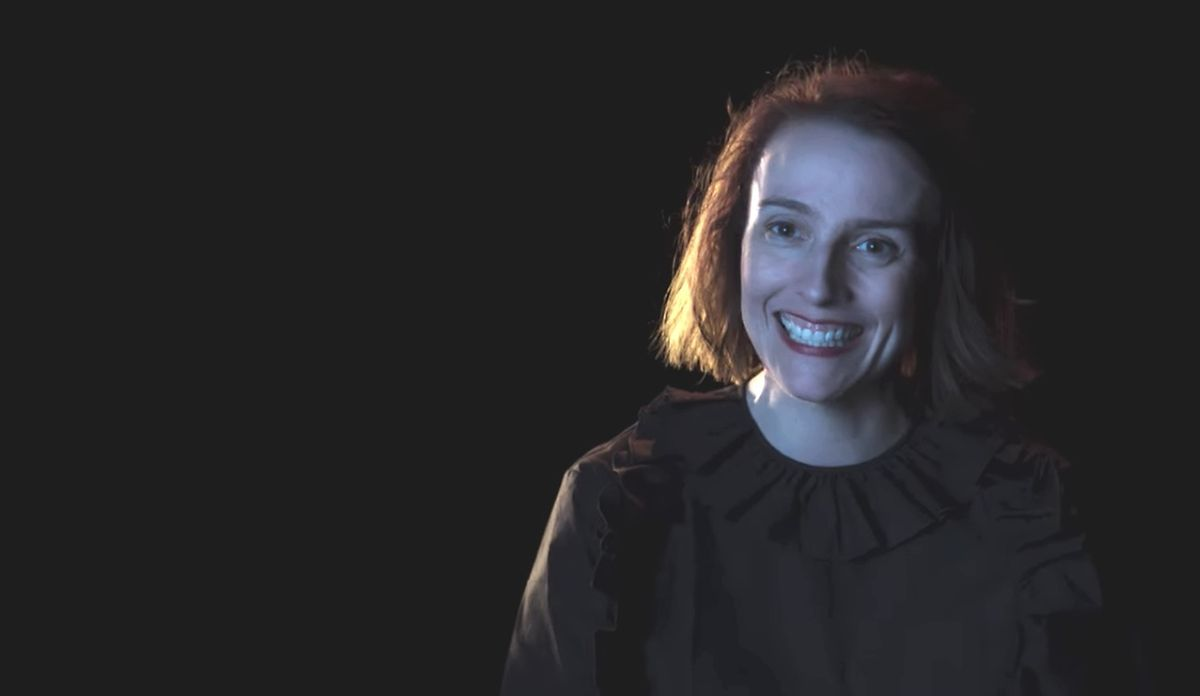 Catherine Kontz est la deuxième invitée de la série de portraits.
