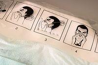 Lokales, Politik, Illustration, Wirtschaft, Virus, Coronavirus, Maske gegen Ansteckung, Mundschutz,  Foto: Anouk Antony/Luxemburger Wort