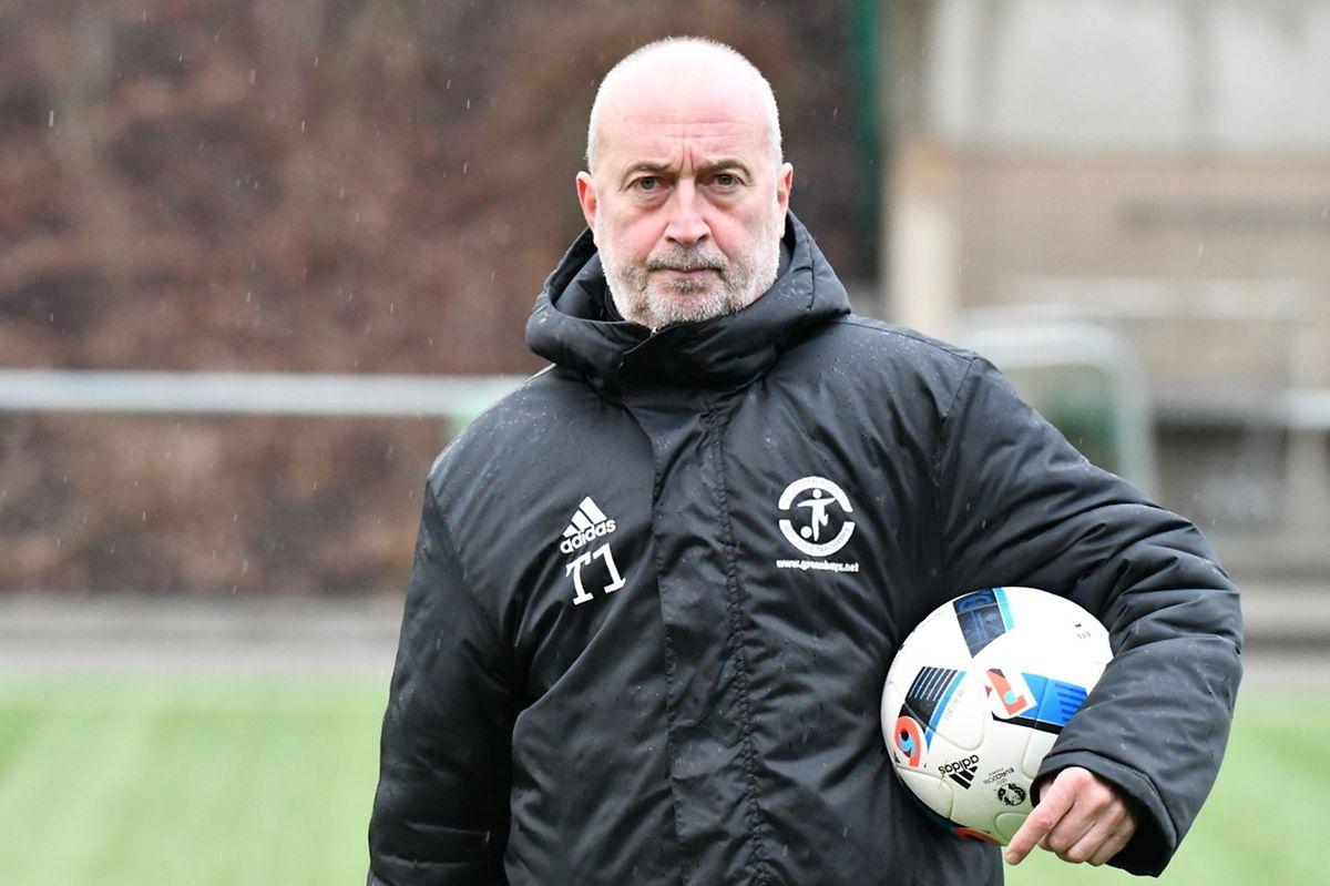 L'entraîneur des Green Boys, Joël Hausman, va devoir resserrer certains boulons.