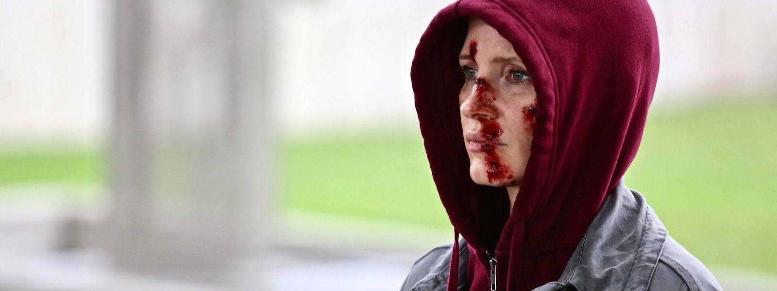 Ava (Jessica Chastain) kämpft im gleichnamigen Film um ihr Leben.