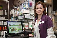 Sylviane Haufroid a été la première, au Grand-Duché, à s'être lancée dans la vente en ligne de médicaments.  (Photo: Guy Jallay)