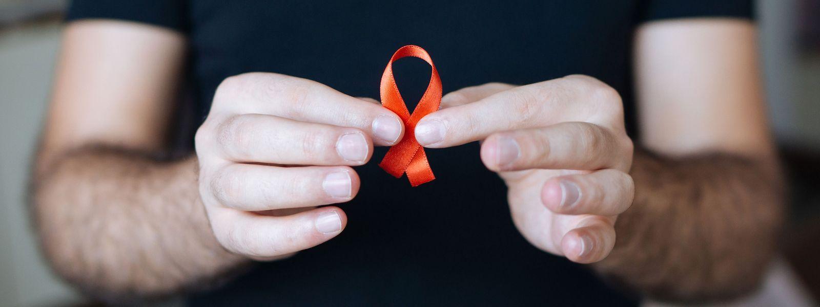 In Luxemburg leben derzeit geschätzt 1.176 Menschen mit dem HI-Virus.
