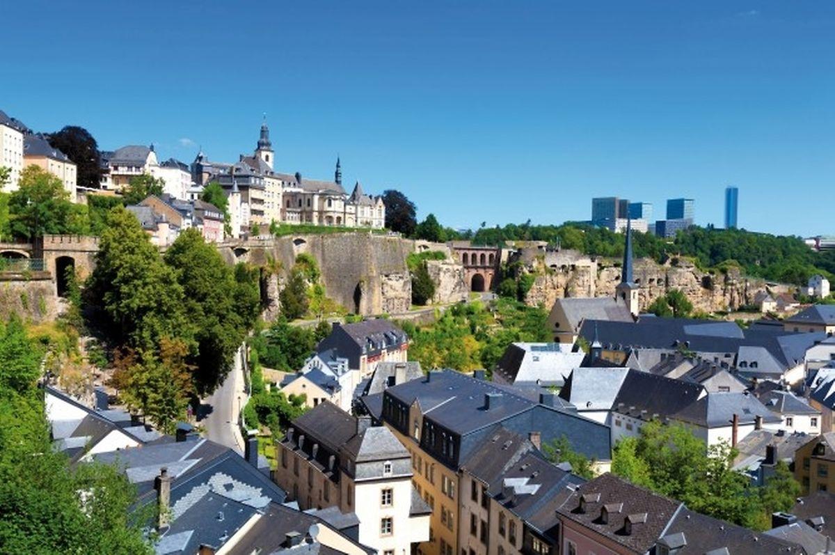 La capitale luxembourgeoise