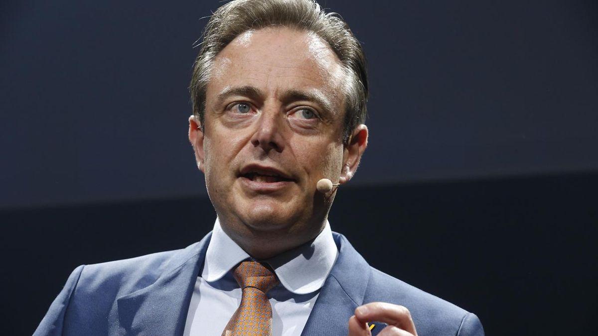 Bart De Wever ne cache pas le peu de considération qu'il accorde aux manifestations pour le climat organisées par les jeunes en Belgique.
