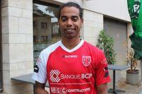O jogador português esteve apenas dois meses no Grão-Ducado