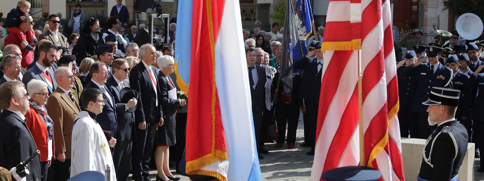 Mit Gedenkzeremonien, Ausstellungen und der Darbietung historischer Militärszenen und -fahrzeuge dankte die Stadt Ettelbrück am Sonntag ihren Befreiern vom Nazi-Joch vor 75 Jahren.