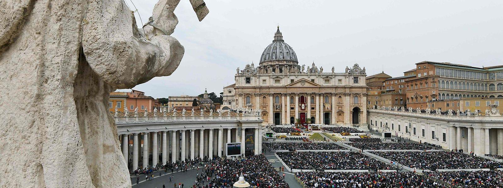 Der Vatikan und der Petersdom sind ein Muss für jeden Rom-Besucher.