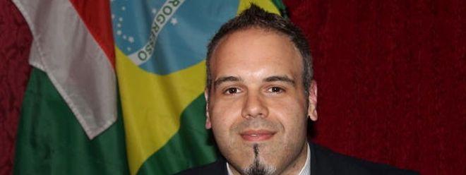 André Bezerril é o novo cônsul honorário do Brasil no Luxemburgo. Os brasileiros no país estavam sem representante diplomático desde 2013