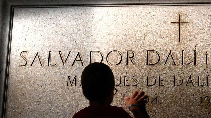 Exhumierung von Salvador Dalí hat begonnen