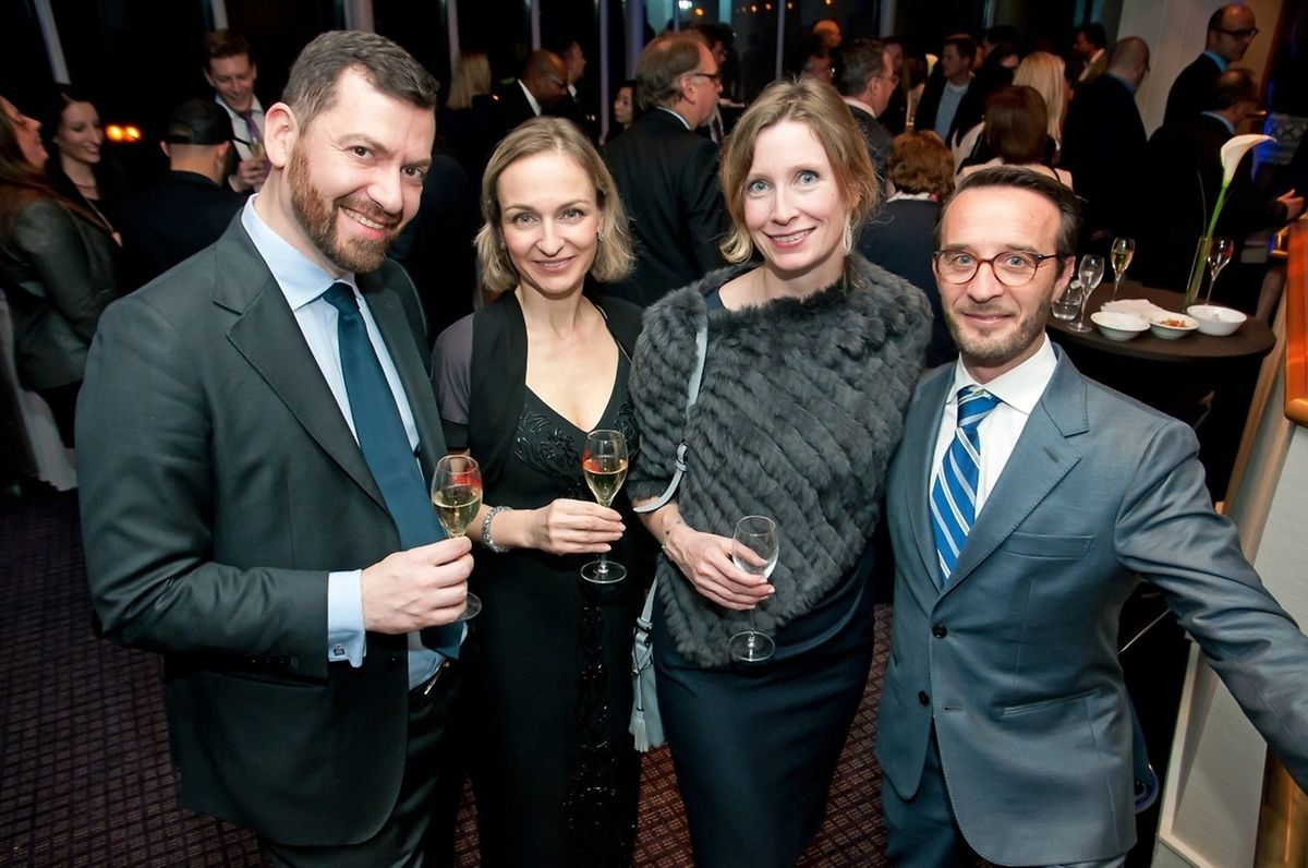 Thanksgiving - American Chamber Of Commerce In Luxembourg / Foto: Alain PIRON