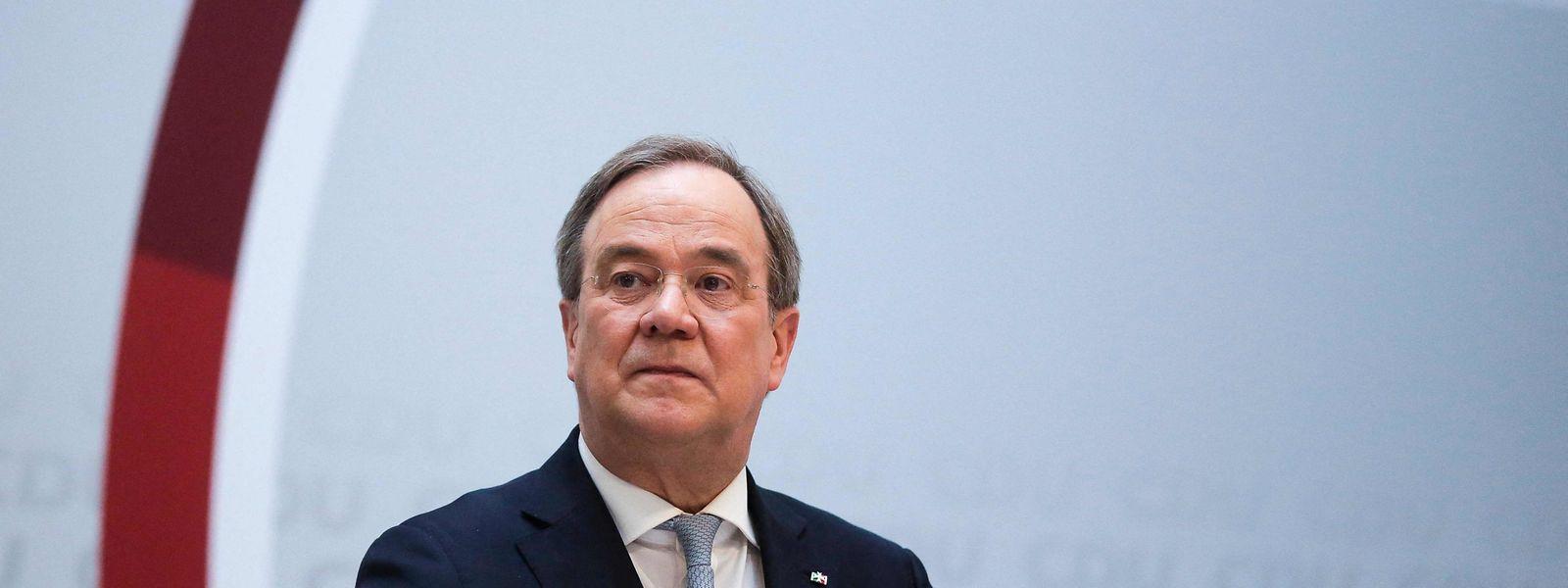 Der CDU-Vorsitzende Armin Laschet kämpft nach langem Zögern entschieden um die Kanzlerkandidatur.