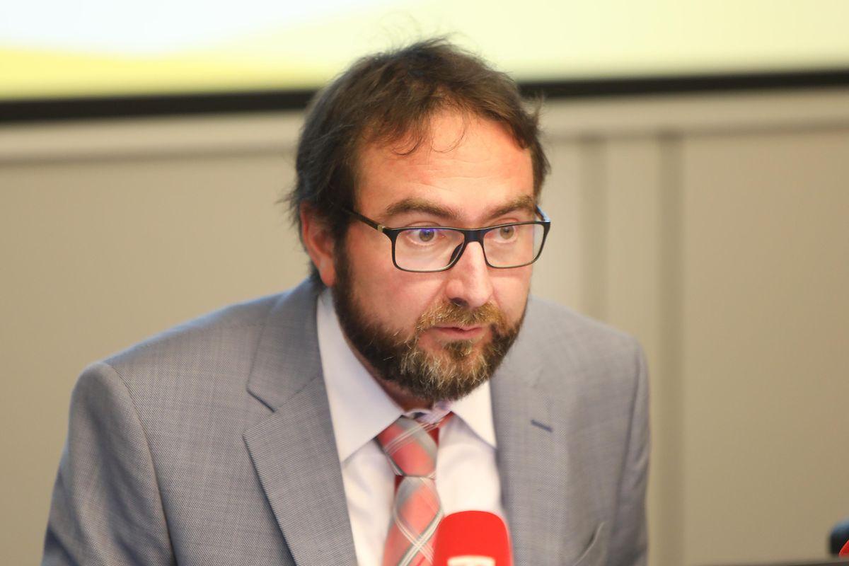 Jérôme Hury: «Dans deux tiers des cas, le temps consacré au télétravail est d'une durée inférieure à 8 heures par semaine».