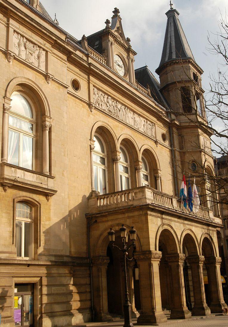 In dem Cercle-Gebäude tagte 1938 der internationale Kongress der Cercles coloniaux.