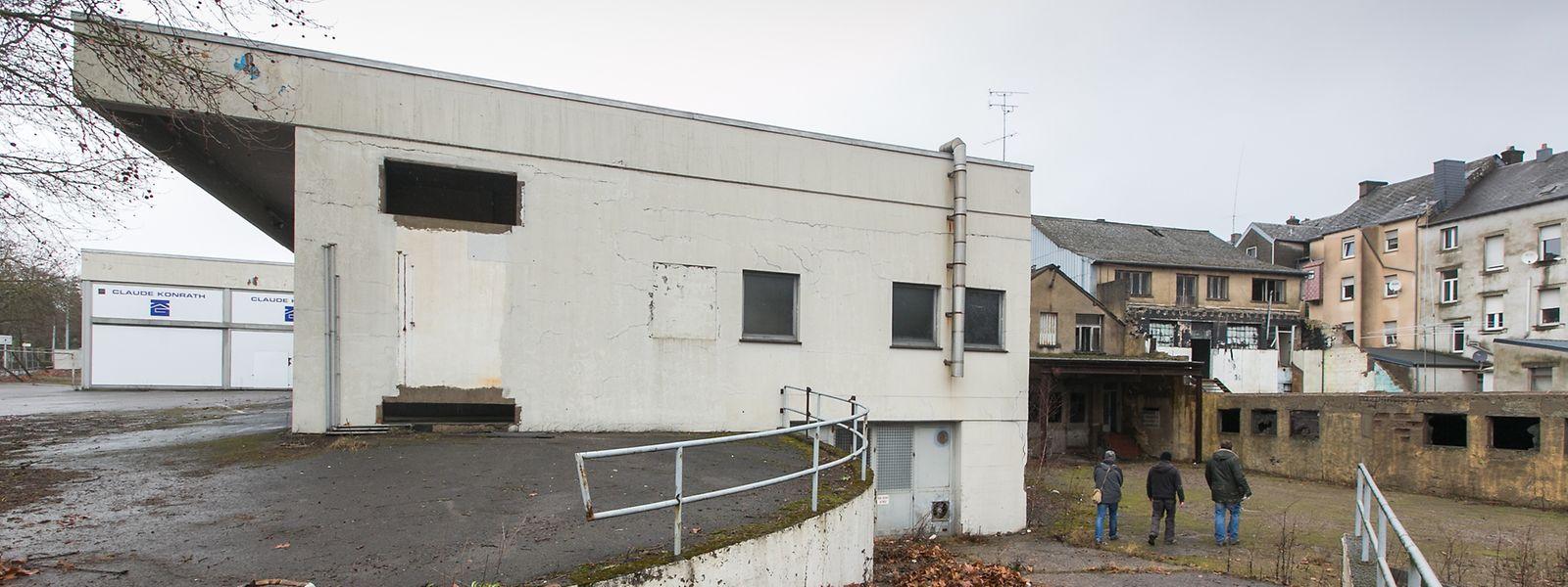 Wo einst Autos verkauft wurden, soll ein Mix aus Wohn- und Arbeitsraum entstehen.