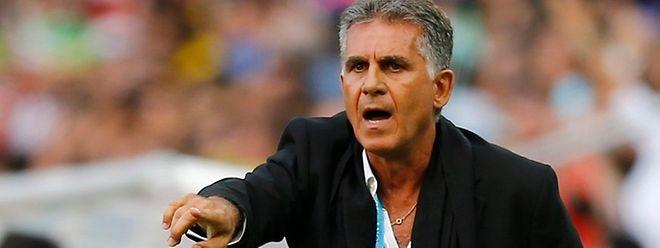 Depois do Irão, o treinador português vai treinar os 'cafeteros'.