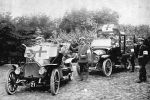 Am 10. August wird die Luxemburger Sektion des Roten Kreuzes gegründet.
