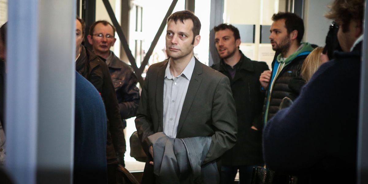 Edouard Perrin a le plus à perdre dans le relancement du procès LuxLeaks.
