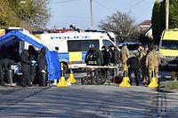 Am Tatort konnten etliche Beweisstücke und chemische Reststoffe sicher gestellt werden. Diese werden nun von Experten ausgewertet.