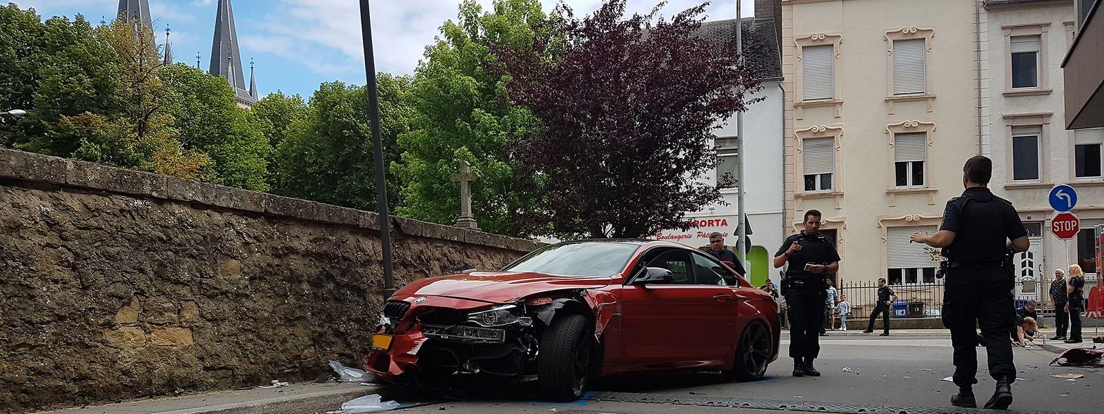 Difficile pour le moment de connaître les circonstances exactes de l'accident