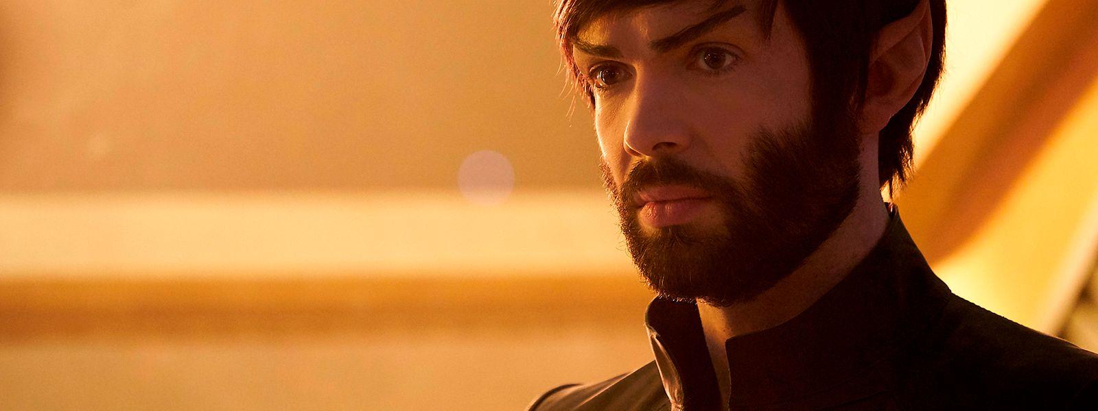 Ethan Peck spielt in der neuen Staffel den jungen Spock.