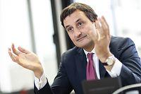 Politik, Nicolas Buck, Union des Entreprises Luxembourg, UEL, Foto: Guy Wolff/Luxemburger Wort