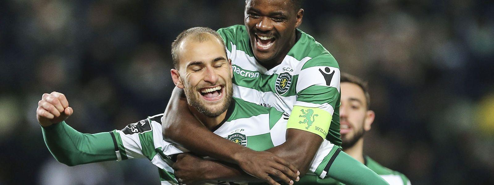 Jogadores do Sporting já garantiram que vão disputar a final da Taça de Portugal no Jamor, domingo, contra o Desportivo das Aves.