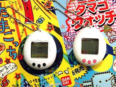 Apparu au Japon en 1996 et devenu incontournable à la fin des années 90, l'animal de compagnie virtuel s'était vendu à plus de 76 millions d'exemplaires à travers le monde.
