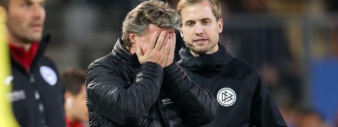 Rencontre difficile pour Jeff Saibene et Bielefeld qui ont fait connaissance avec le réalisme du FC Cologne.