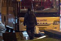 Jeden Abend fährt der Bus während der Winteraktion aus der Hauptstadt in Richtung Findel.