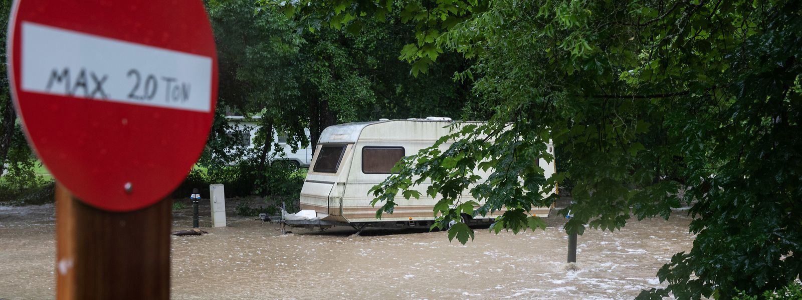 Comme ici, le camping des Moulins dans le Mullerthal, plusieurs infrastructures de tourisme ne pourront pas reprendre une activité de sitôt.