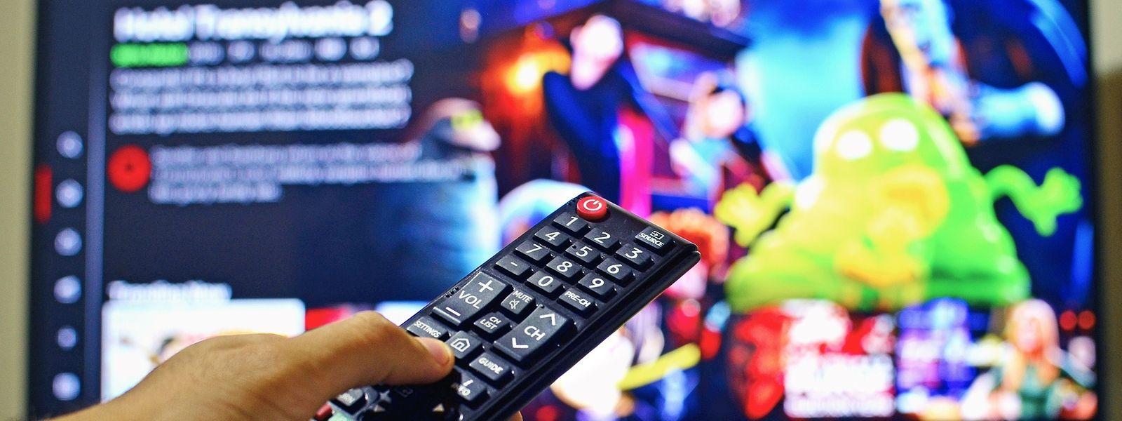 Netflix erzielte im Vorjahr einen Gewinn von 1,05 Milliarden Euro.