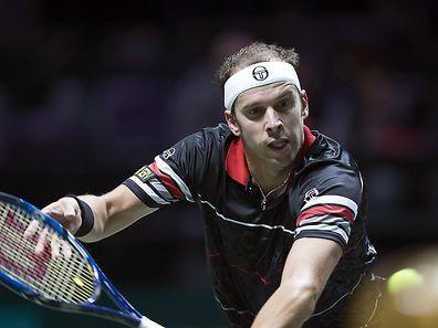 Gilles Muller unterlag dem Kroaten zwei Mal im Tiebreak.