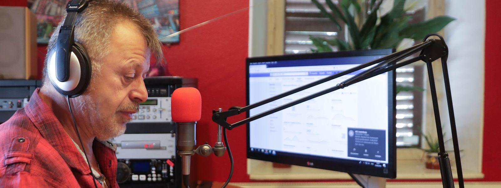 Einst sendete RBV als Piratensender Radio Süd. Heutzutage versorgt das Team auf 107 FM seine Hörer mit guter Laune.